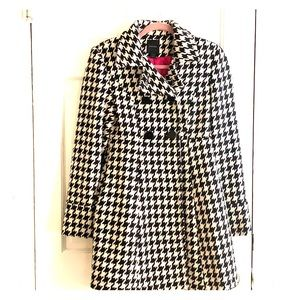 Express Houndstooth Jacket